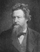 ウィリアム・モリスの肖像画像