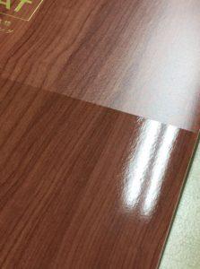 UV加工技術を使った印刷の事例